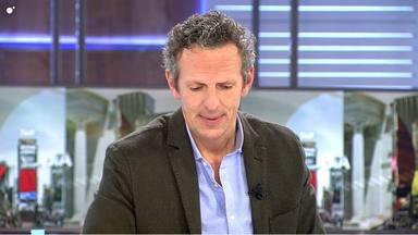 La despedida más trágica de Joaquín Prat en toda su trayectoria en la televisión: Nos ha tocado