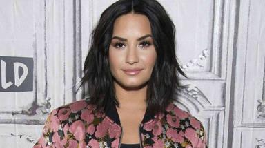 Demi Lovato apuesta por un llamativo tinte de pelo para empezar el año
