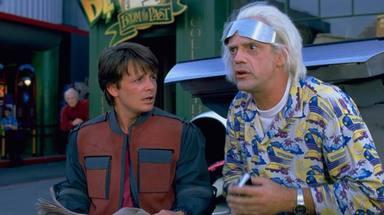 Marty y Doc se reúnen 35 años después, ¿estamos ante una cuarta película de 'Regreso al futuro'?