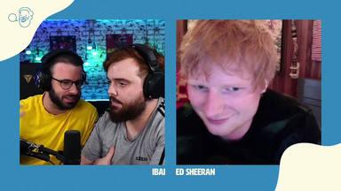 Ed Sheeran confiesa las razones de su retiro y vuelta a los escenarios en la entrevista con Ibai Llanos