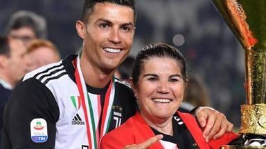 El motivo por el que Cristiano Ronaldo no deja que su madre asista a muchos de sus partidos