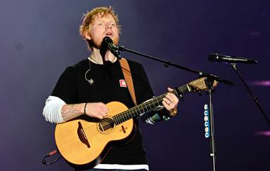 ¡Cuánto talento! Ed Sheeran te da el truco definitivo para tocar como él sus nuevos temazos