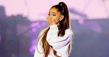 Ariana Grande se mete en un lío por la denuncia de un rapero