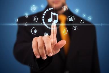 La música también tiene su marketing