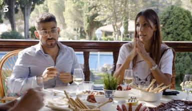 La decisión de Fani Carbajo tras la tremenda bronca con Miguel Frigenti en Ven a cenar conmigo