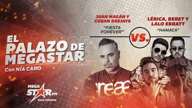 Juan Magán y Cuban Deejays vuelven a noquear a su rival pero le toca enfrentarse a otro equipazo de amigos